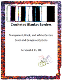Crocheted Blanket Borders (CU OK)