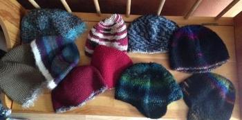 Crocheted Hats