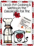 Crock Pot Cooking & Writing for the Fall
