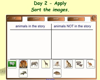 Crocodile Beat Guided Reading Weekly Lesson Plan - Four Blocks Literacy