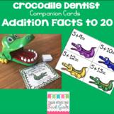 Crocodile Dentist Companion Cards- Addition to 20