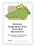 Crocodile Encounters Comprehension Packet and Test