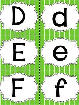 Crocodile Math/Literacy Game