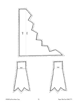 Crocodile Paper Tube Animal