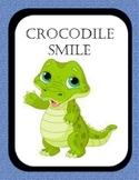 Crocodile Smile Math Activity