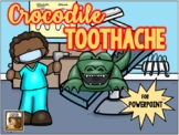Crocodile Toothache:  An Interactive Game for PowerPoint