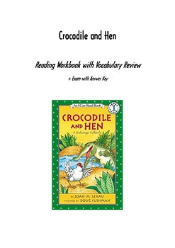 Crocodile and Hen Reading Workbook