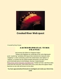 Crooked River Student Webquest