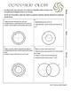 Crop Circles -- Unit Circle, Radian and Degree Project
