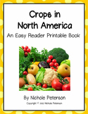 Crops in North America