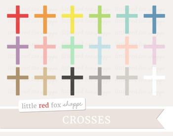 Cross Clipart; Christian, Religion, Church
