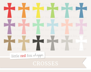 Cross Clipart; Christian, Religion, Church