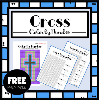 Cross Color-by-Number
