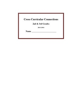 Cross Curricular Connections Book