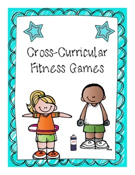 Cross Curricular Fitness Games