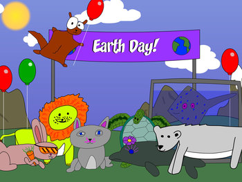 Cross Curricular Lesson Plans - Earth Day