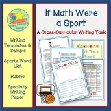 Sports Writing Prompt