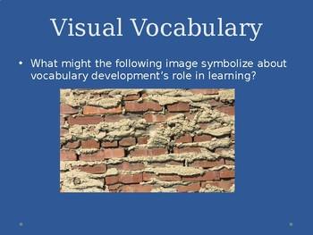 Cross-Curricular Professional Development - English & Social Studies