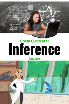 "Cross Curricular ""Research Quest"" Inference Lesson"