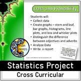 Cross Curricular Statistics Project