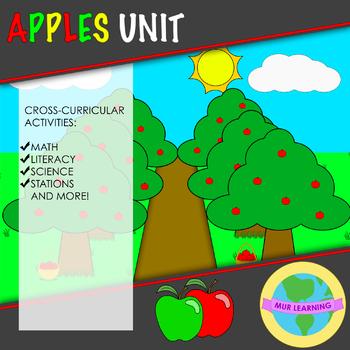 Apples Unit Cross-Curricular