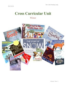 Cross Curricular Unit Plan: Winter