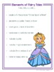 Fairy Tale Unit - Language Arts, Social Studies, and Drama Activities