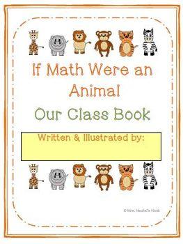 Math Writing:  Animals