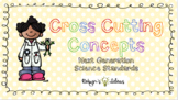 Cross Cutting Concepts Classroom Posters