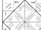 Cross Cutting Concepts Fortune Teller Activity