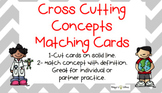 Cross Cutting Concepts Matching Game