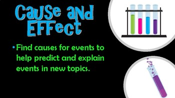 Cross-Cutting Concepts Science Posters