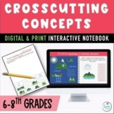 Cross Cutting Concepts Worksheets