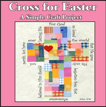 Cross For Easter - John 3:16