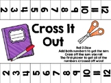 Cross It Off-Back to School