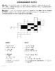 Cross-Number Puzzle and Workbook