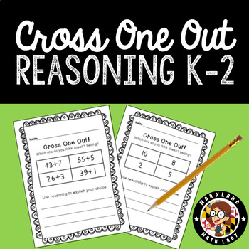 Cross One Out - Math Warm Ups that Promote Reasoning
