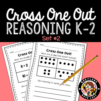 Cross One Out  - Set 2