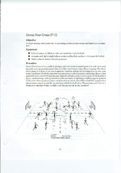 Cross Over Craze Bowling and Dodging Game for PE