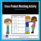 Cross Product with Distributive Property Activity