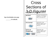 Cross Sections Foldable Geometry