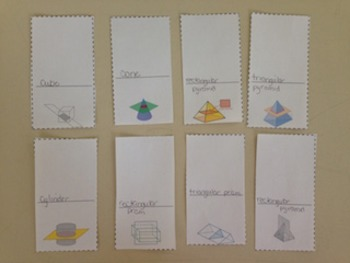Cross Sections foldable