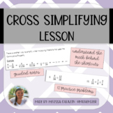 Cross Simplifying Lesson