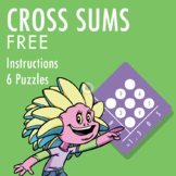 Cross Sum Puzzles (Free Version)