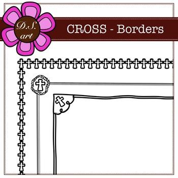 Cross - borders Digital Clipart