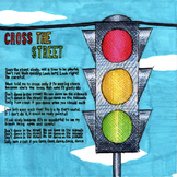 Cross the Street: 1st-2nd Grade Lesson Plan Bundle