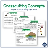 Crosscutting Concept Graphic Organizer Bundle for Grades 3