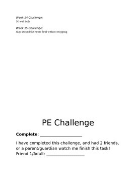 Crossfit Style Workouts for PE by Homer Classroom Collection ...
