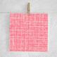 Crosshatch Digital Paper, Colorful Crosshatch Paper, Linen Patterns