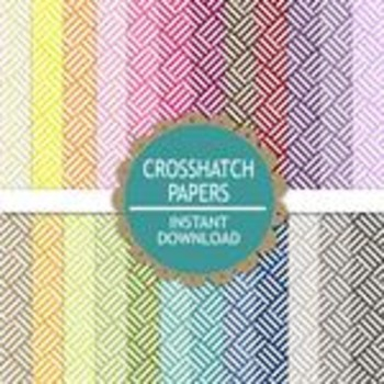 Crosshatch Paper Pack